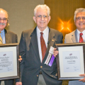Adam Heller honored at the 228th ECS meeting